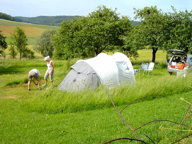 Boerderijcamping in Frankrijk A-Rigaud