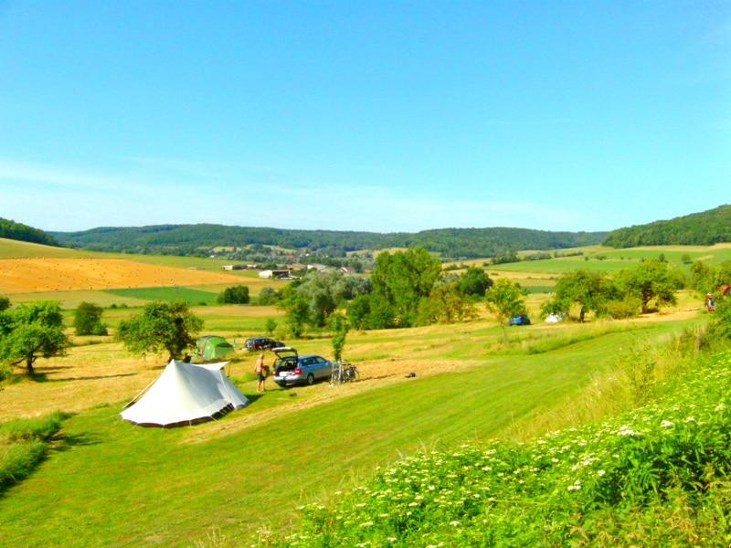 Boerderijcamping in Frankrijk, A-Rigaud