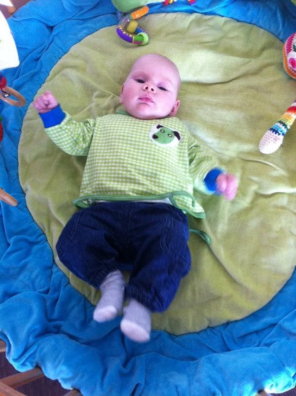 Kleindochter Ella