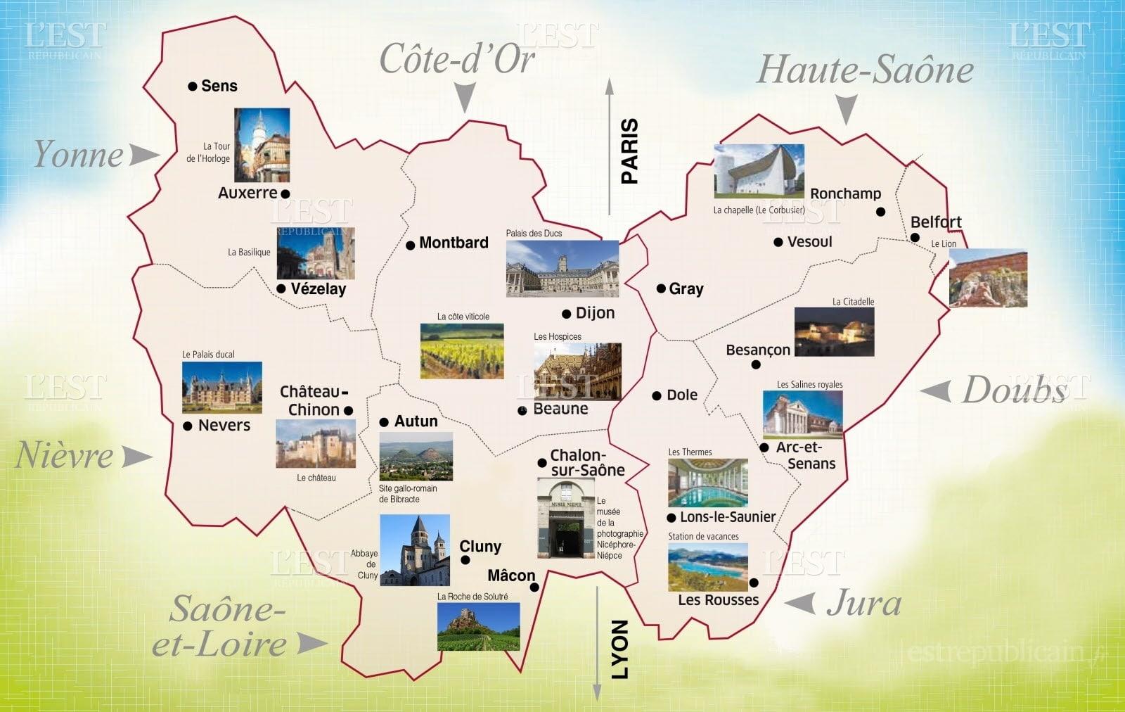 Bourgogne - Franche Comté