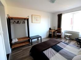 kamer-2 bij B&B-A-Rigaud, hotels A31 Frankrijk