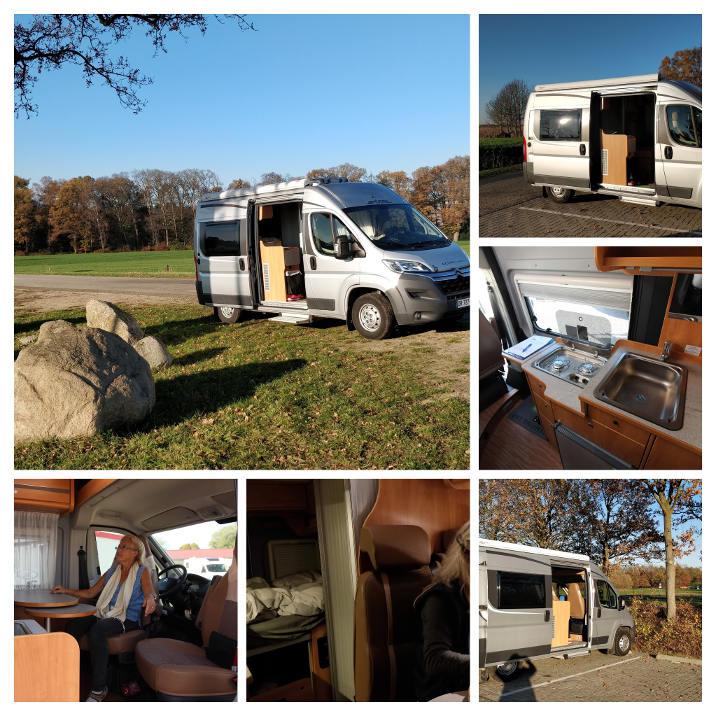 Buscamper te huur in Frankrijk